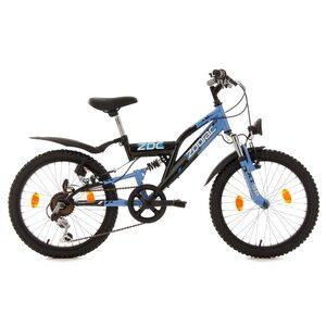 KS Cycling Kinderfahrrad Zodiac 20 Zoll für Jungen, Größe: 31, Schwarz