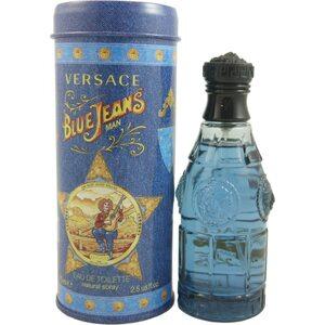 Versace Blue Jeans Eau de Toilette 75 ml für Herren