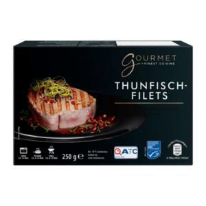 GOURMET     Thunfischfilets