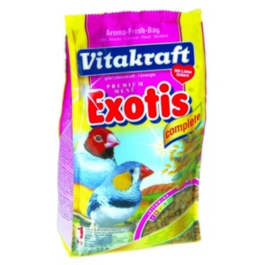 Vitakraft Exotis Premium Menü complete 1kg 1kg