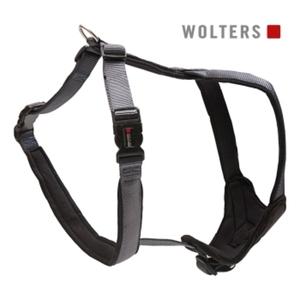 Wolters Geschirr Professional Comfort Graphit/Schwarz 27-32cm x 15mm