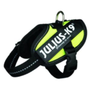 Julius-K9 IDC Geschirr Neongelb XS, 33-45cm