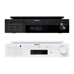 MEDION LIFE® E66392 / E66393 Stereo-CD- / -Bluetooth®-Unterbauradio