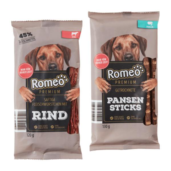 ROMEO     Premium-Hundesnack