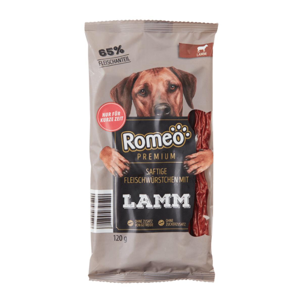 Bild 2 von ROMEO     Premium-Hundesnack