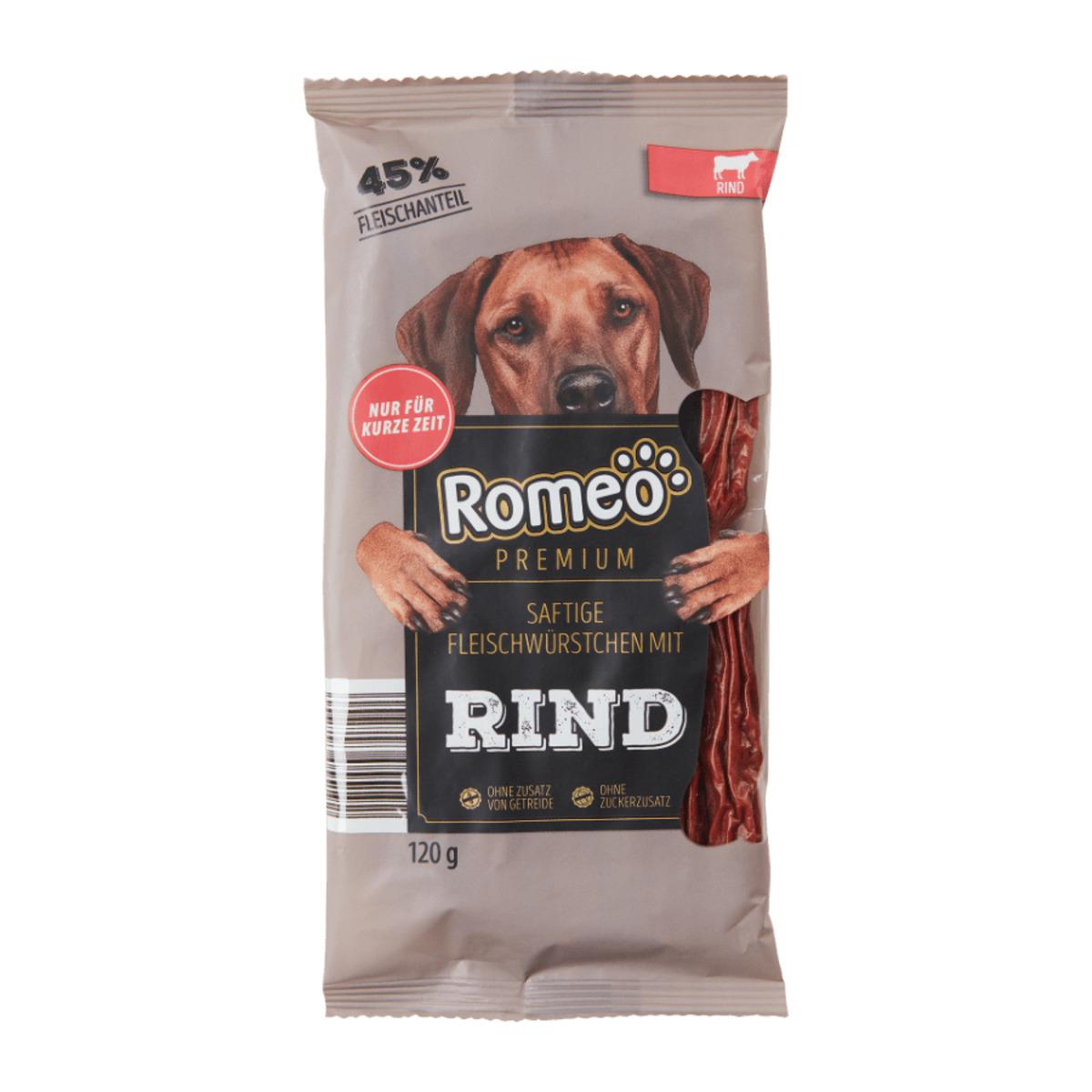 Bild 4 von ROMEO     Premium-Hundesnack