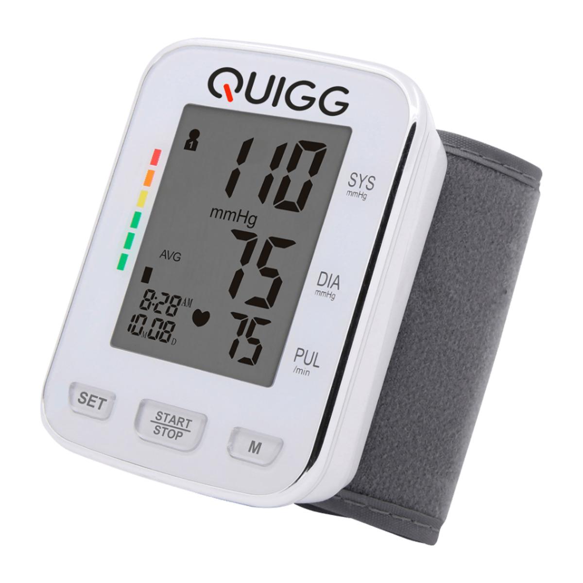 Bild 1 von QUIGG     Handgelenk-Blutdruckmessgerät BDU 751