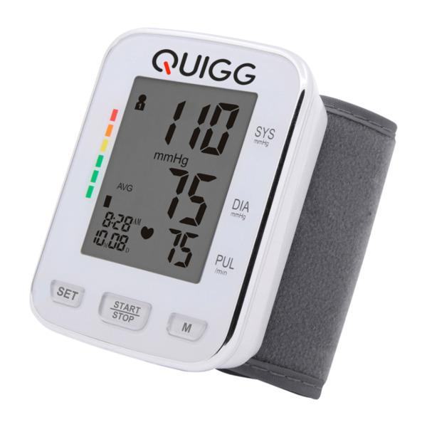 QUIGG     Handgelenk-Blutdruckmessgerät BDU 751