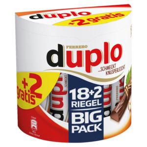 Duplo 18+2 Big Pack 364g