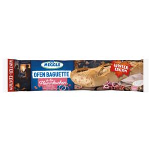 Meggle Ofen Baguette Flammkuchen 160g