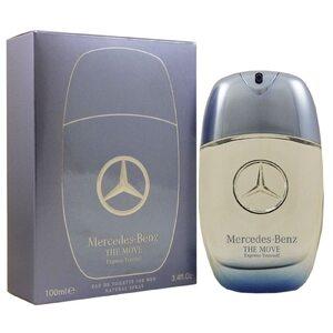Mercedes Benz The Move Express Yourself Eau de Toilette 100 ml für Herren