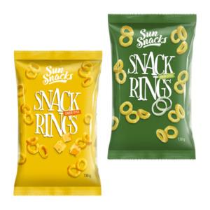 SUN SNACKS     Snack Rings