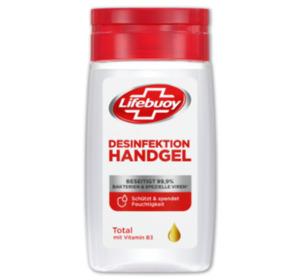 LIFEBUOY Handdesinfektion