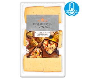 BEST MOMENTS Raclette-Käse