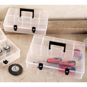 Kraft Werkzeuge Transport-Sortierbox
