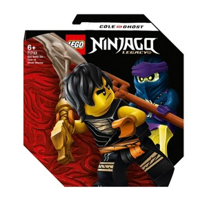 LEGO Ninjago 71733 Battle Set: Cole vs Geisterkämpfer