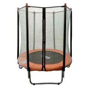 140 cm Trampolin rund