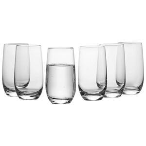 Leonardo Becher-set 6-teilig , 020965 , Klar , Glas , 350 ml , 7x13x7 cm , 003813142803