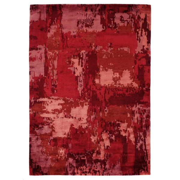 Musterring Orientteppich 250/350 cm dunkelrot , Angeles Palung , Textil , 250x350 cm , in verschiedenen Größen erhältlich , 005893002777