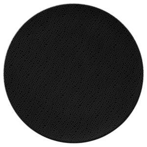 Seltmann Weiden Servierplatte , 001745809 , Schwarz , Keramik , Abstraktes , glänzend , hitzebeständig , 003123024010