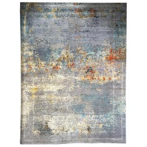 Musterring Orientteppich 200/300 cm blau , Empire Lenos , Textil , 200x300 cm , in verschiedenen Größen erhältlich , 005893002072
