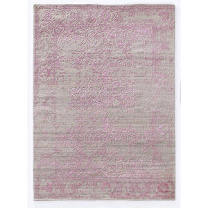 Musterring Orientteppich 200/300 cm rosa, beige , Soho Vintage , Textil , Uni , 200x300 cm , in verschiedenen Größen erhältlich , 005893003772