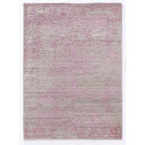 Musterring Orientteppich 250/350 cm rosa, beige , Soho Vintage , Textil , Uni , 250x350 cm , in verschiedenen Größen erhältlich , 005893003777
