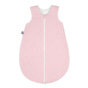 Zöllner Babyschlafsack , 9160910561 , Rosa , Textil , Punkte , 90 cm , 003309027212