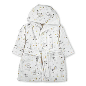 Sterntaler Kinderbademantel weiß , 7301990 , Textil , Taschen , 004910016204