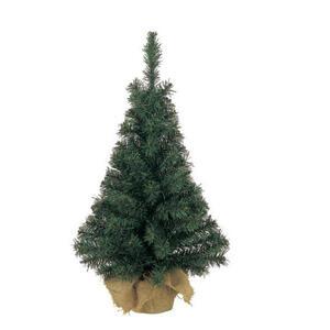 XXXLutz Dekoweihnachtsbaum grün, beige , 683327 , Kunststoff , 90 cm , zum Stellen , 003754199101