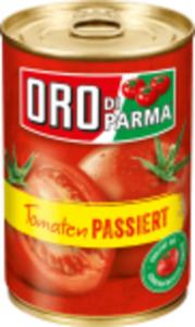 Oro di Parma Tomaten passiert oder stückig
