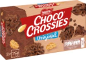 Nestlé Choclait Chips oder Choco Crossies