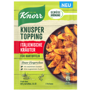 Knorr Knusper Topping