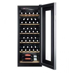 Haier Weinklimakühlschrank WS59GAE ,  167 l Nutzinhalt, Temperaturbereich 6-18 Grad C