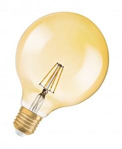 Osram LED Globelampe Vintage 1906 E27 - 6,5W, Filament