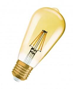 Osram LED Leuchtmittel Vintage 1906 E 27 - 2,8 W, Filament