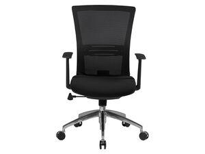 AMSTYLE Bürostuhl »Baseline«, höhenverstellbar, bis 120 kg Belastbarkeit