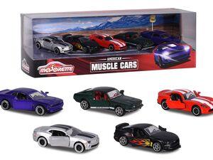 Majorette Muscle Cars 5 Geschenkpack