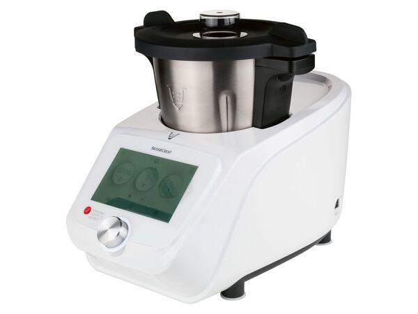 Silvercrest® Küchenmaschine Monsieur Cuisine Connect Skmc 1200 D4 2021