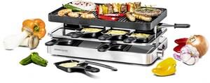 RC 1400 Raclette edelstahl
