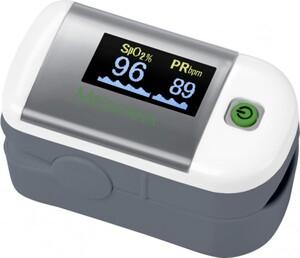 Medisana Pulsoximeter PM 100 zur Messung der Blutsauerstoffsättigung und der Herzfrequenz