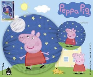TIB Heyne Laterne Peppa Pig, rund ,  1 Stück