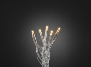 "Konstsmide Microlichterkette ""20 LED, bernstein"""