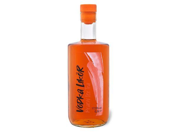 Vodkalikör Peach Ice Tea 17,5% Vol