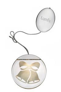 """Krinner Lumix LED Deko Light """"Glocke, LED, Ø 10 cm"""""""