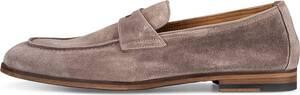 Doucal's, Penny-Loafer Adler in taupe, Business-Schuhe für Herren