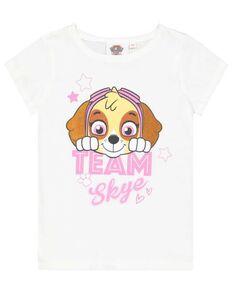 Mädchen T-Shirt mit Paw Patrol-Print