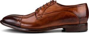 Lemargo, Schnürschuh Cary in mittelbraun, Business-Schuhe für Herren