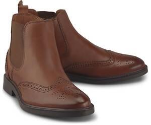 Drievholt, Chelsea-Boots in mittelbraun, Boots für Herren