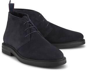 GANT, Schnürer Fargo in dunkelblau, Business-Schuhe für Herren
